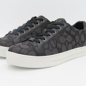 Coach Paddy Monogram Women's Sneakers Size 7